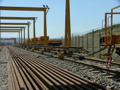 Construcción y mantenimiento de via